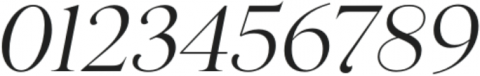 Apparel Regular It otf (400) Font OTHER CHARS