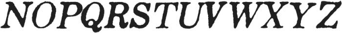 Appareo ttf (900) Font UPPERCASE