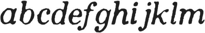 Appareo ttf (900) Font LOWERCASE