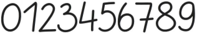 Apple Jam Light otf (300) Font OTHER CHARS