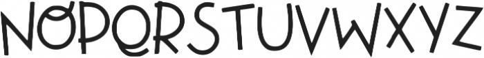 Apple Juice ttf (400) Font UPPERCASE