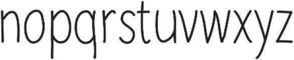 AppleJaxPro ttf (400) Font LOWERCASE