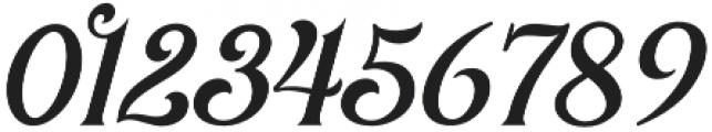 Appleton otf (400) Font OTHER CHARS