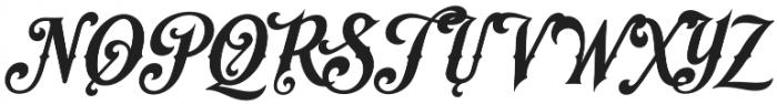 Appleton otf (400) Font UPPERCASE