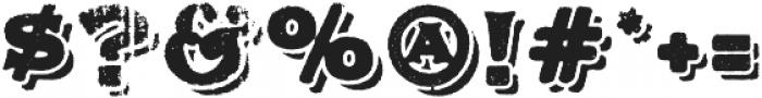 Applewood Regular otf (400) Font OTHER CHARS