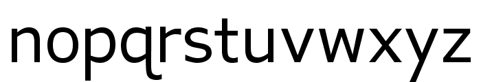APHont Font LOWERCASE