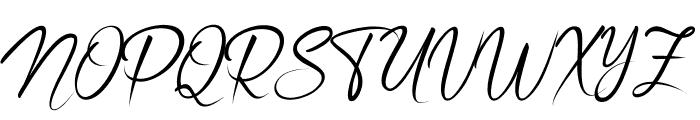 Apalu Font UPPERCASE