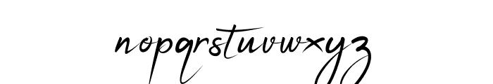 Apalu Font LOWERCASE