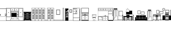 Apartment Life JL Font UPPERCASE
