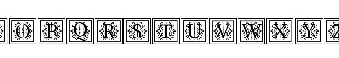 ApexLake-Regular Font UPPERCASE