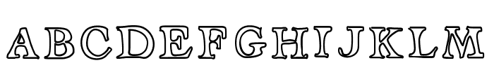 ApothecaryFont Font UPPERCASE