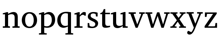 Apparatus SIL Font LOWERCASE