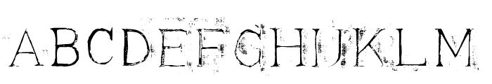 Appendix3 Font LOWERCASE