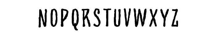 Appetite Font UPPERCASE
