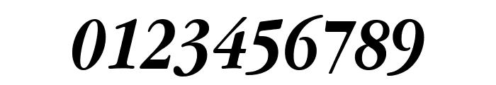 Apple Garamond Bold Italic Font OTHER CHARS