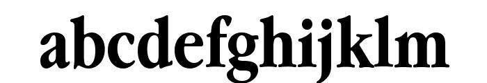 Apple Garamond Bold Font LOWERCASE