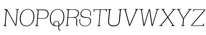 Apple Tree Italic Font UPPERCASE