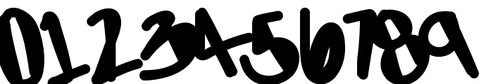 Apreciated Font OTHER CHARS