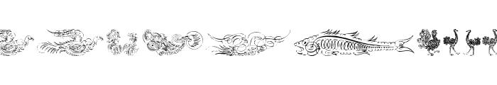 AprendizCaligrafico Font LOWERCASE