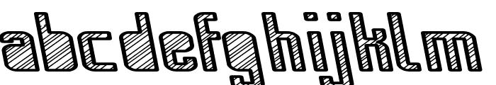 Apurado Royitto St Font LOWERCASE