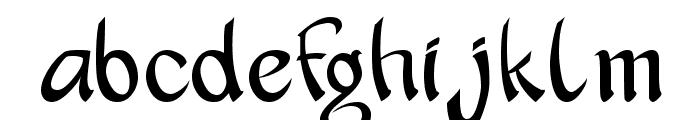 apantasia Font LOWERCASE