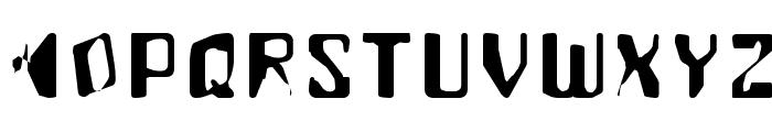 aptango Font UPPERCASE