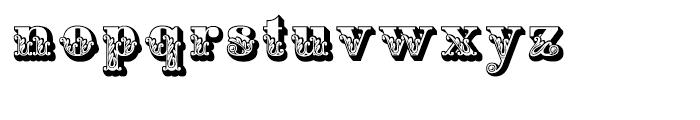 Apple Pie Light Font LOWERCASE