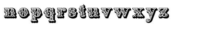 Apple Pie Regular Font LOWERCASE