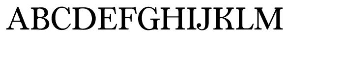 Appleyard Light Font UPPERCASE