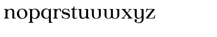 Appleyard Light Font LOWERCASE