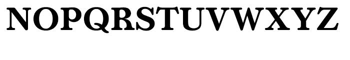 Appleyard Medium Font UPPERCASE