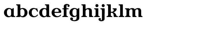 Appleyard Medium Font LOWERCASE
