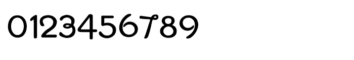 Apricot Regular Font OTHER CHARS