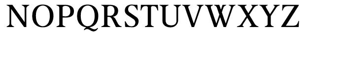 April Samuels Regular Font UPPERCASE