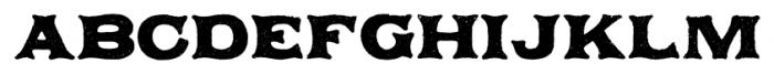 Applewood Alternate Pro Regular Font LOWERCASE