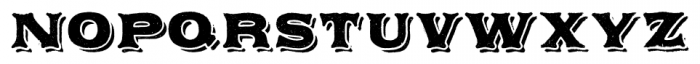 Applewood Pro Regular Font LOWERCASE