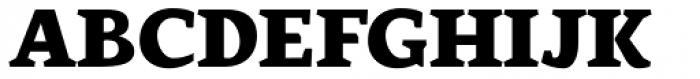 AP Pro Black Font UPPERCASE