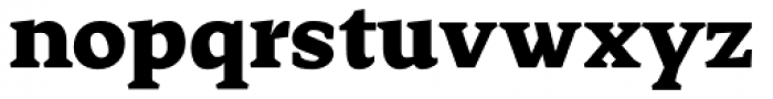 AP Pro Black Font LOWERCASE