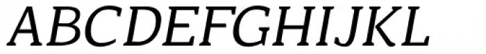 AP Pro Italic Font UPPERCASE