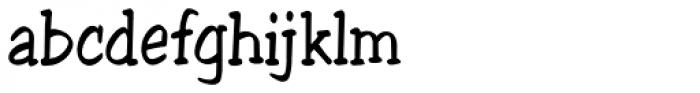 Apache URW Font LOWERCASE