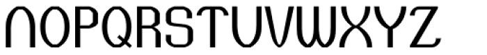 Apadana Regular Font UPPERCASE