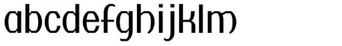 Apadana Regular Font LOWERCASE