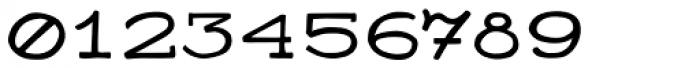 Apero Slab Regular Font OTHER CHARS