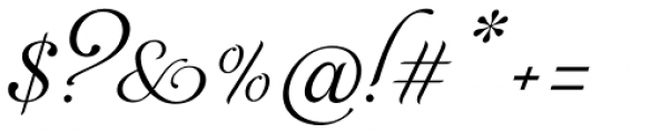 Aphrodite Pro Font OTHER CHARS