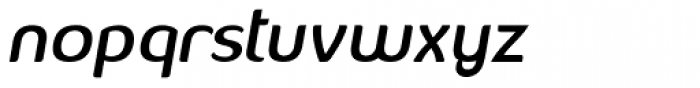 Aplica Alternate Italic Font LOWERCASE