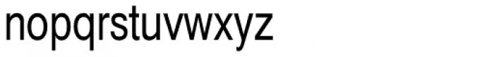 Aplikazia Cond MF Light Font LOWERCASE