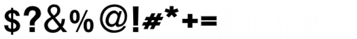Aplikazia MF Bold Font OTHER CHARS