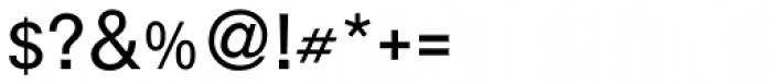 Aplikazia MF Light Font OTHER CHARS