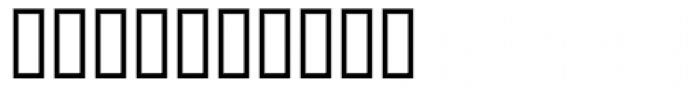 Apollo MT Expert Font OTHER CHARS