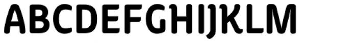 Apparata Bold Font UPPERCASE